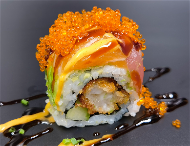 Foto Rainbow roll  8 ST