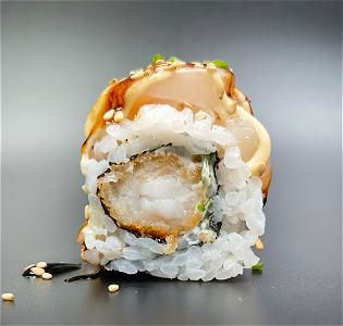 Foto Coquille garnaal roll  8 ST